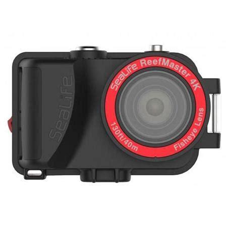 sealife reefmaster rm 4k 14mp uhd 4k digital underwater camera