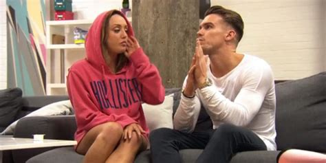 is this what charlotte crosby did to gary beadle s hair charlotte crosby tells gary beadle you f ed my life up