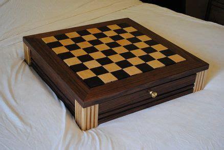 chess board plans walnut chess board wdrawers
