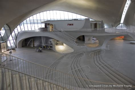 the at the twa flight center at jfk airport