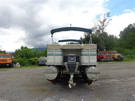aqua patio pontoon aqua patio pontoon 1996 for sale for 6 500 boats from