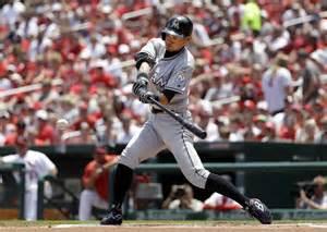 Ichiro Suzuki Baseball Reference Ichiro Closer To Milestone With Three Hits In