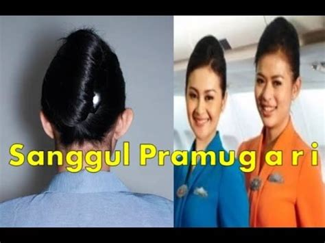 tutorial rambut cepol pramugari tutorial cepol pramugari hostzin com music search engine