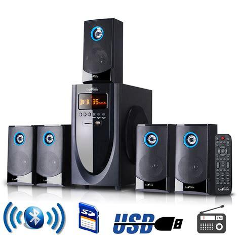 befree sound  channel surround sound bluetooth home