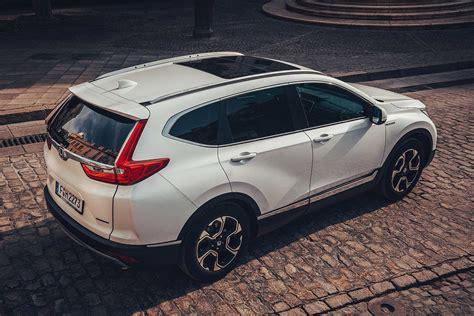 2019 Honda Cr V by New 2019 Honda Cr V Hybrid Prices Start From 163 30 000