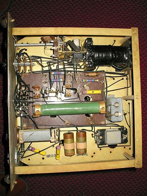 ec1 pattern controller unit tgy 2 transmitter and power supply marconi w6048 edb