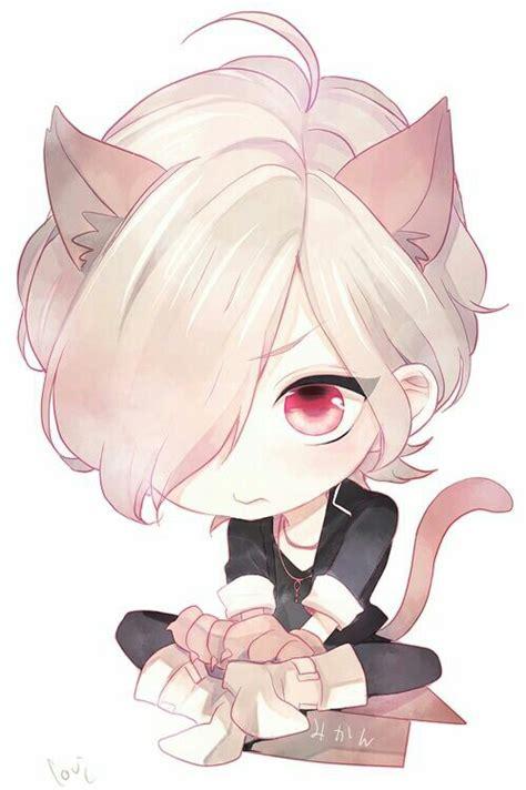 imagenes kawaii anime neko kawaii neko and subaru image chibi pinterest