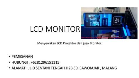 Lcd Yogyakarta penyewaan lcd di denpasar penyewaan lcd di yogyakarta 6281296151115