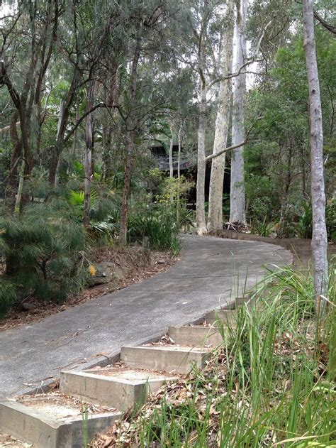 steep backyard solutions 9 best images about steep driveway ideas on pinterest