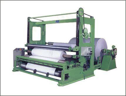 Heavy Duty Slitting Amp Rewinder Machine Jandu Paper