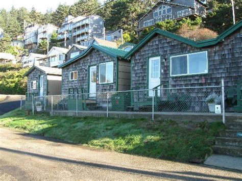Oceanside Cabins by Front Cabins Oceanside Oregon Cground