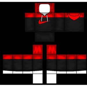 [nike] red/black nike pants roblox