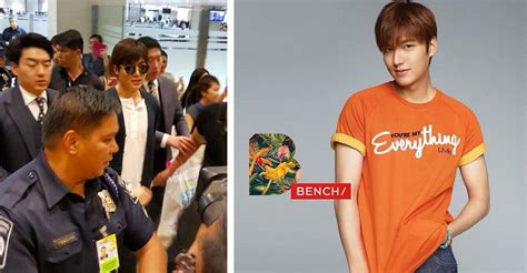 ben chan bench watch korean star lee min ho is back in manila for bench