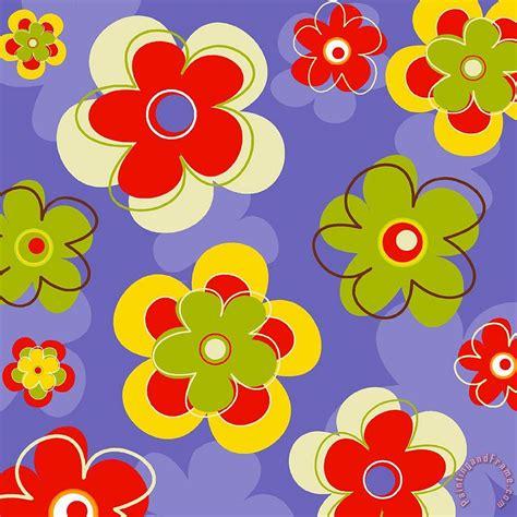 flower pattern painting esteban studio flower pattern painting flower pattern
