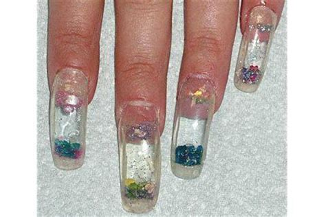aquarium design nail art water works technique nails magazine