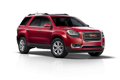 2013 gmc acadia denali 2013 gmc acadia and acadia denali unveiled machinespider