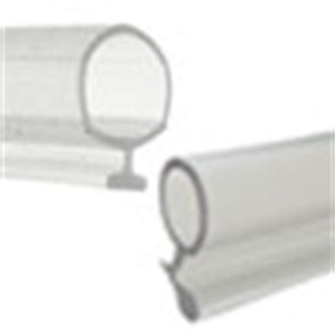 Shower Door Bulb Seal Framed Shower Door Vinyl Sweeps And Seals Gordonglassusa