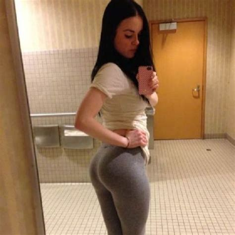 bathroom ass pics women and yoga pants oh my world