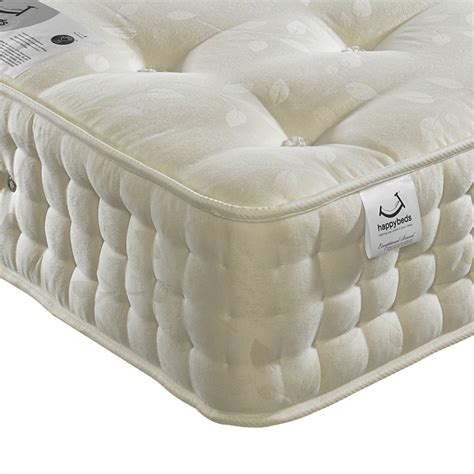 Ambassador Memory Foam Mattress by Happy Beds Ambassador 3000 Orthopaedic Mattress Cotton