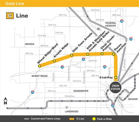 denver light rail stops system map rtd autos post