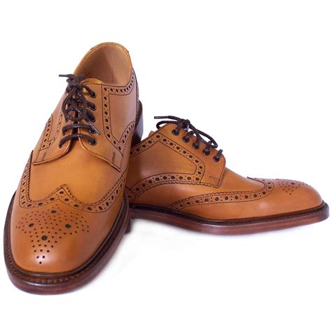 brogues boots loake shoes for chester brogues from mozimo