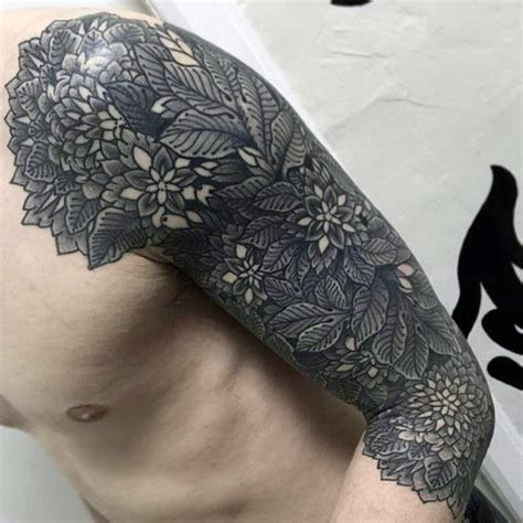 vine sleeve tattoo designs 60 leaf designs for the delicate stages of