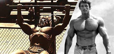 best arnold schwarzenegger chest workout