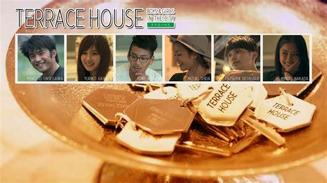 terrace house streaming terrace house season 1 series review drama max