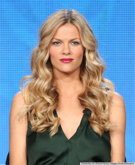 brooklyn decker the hottest girl on earth love that red think you can t go blonde stars on this week s best