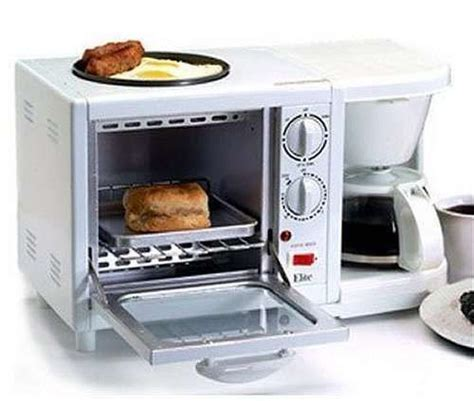 Aroma Breakfast To Go 3 In 1 Toaster Oven Grill Coffee Maker by Aroma Breakfast To Go 3 In 1 Toaster Oven Coffee Maker New