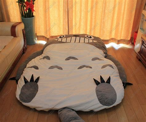 totoro bed cartoon teeth totoro bed totoro double bed totoro sleeping