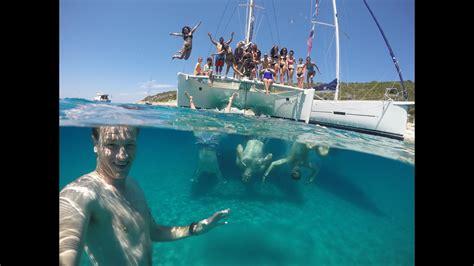 yacht week croatia  chardonnay  maar