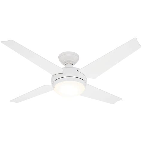 white ceiling fans with light baby exit
