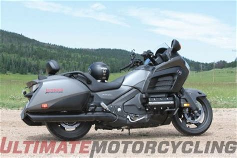 40 years of honda gold wing history | a ruby anniversary
