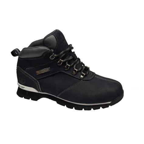 navy blue timberland boots mens timberland timberland splitrock 2 hiker nubuck navy blue