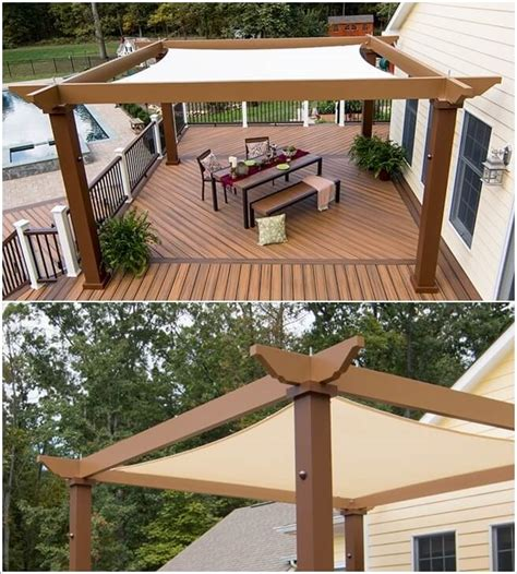 pergola dach material pergola roofing ideas for your home s outdoor