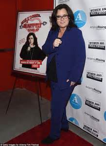 Banks Feels Up Rosie Odonnell by Rosie O Donnell Says She Feels Like A Now