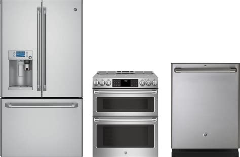 3 piece kitchen appliance package ge gereradw118 3 piece kitchen appliances package with