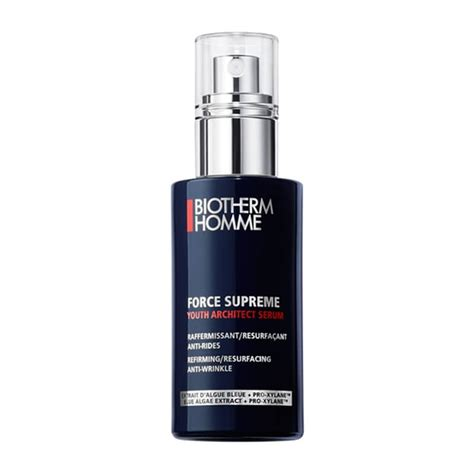 biotherm supreme biotherm homme supreme youth architect serum 50ml