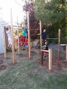 Backyard Ninja Warrior Course » Home Design