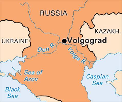volgograd: location students   britannica kids