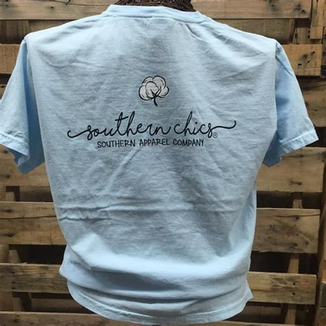 southern comfort colors southern chics comfort colors cotton logo southern apparel