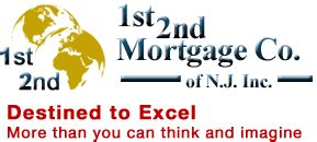 1st 2nd mortgage co of n j inc home