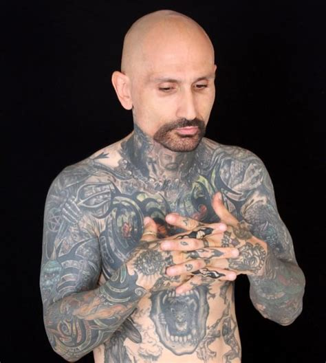 tattooed actors robert lasardo tattoos tattooed