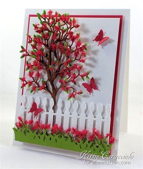 very beautiful softboard on christmas 109 best cottage cutz cards projects images on cards cards and