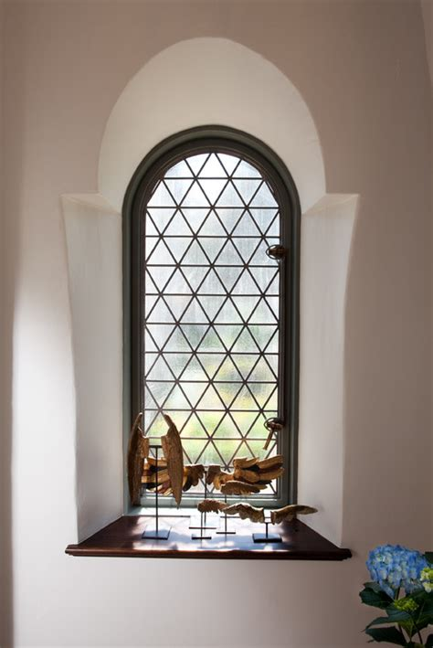 Arch Windows Decor Fortune Covering Arched Windows