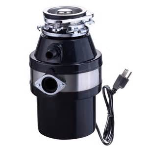 compact garbage disposal for sink 1l 1 hp compact garbage disposal kitchen food waste