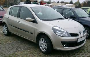 Renault Clio 3 File Renault Clio Front 20071102 Jpg Wikimedia Commons
