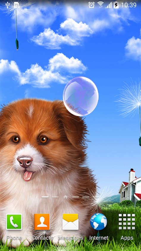 dog wallpapers apps on google play puppy wallpaper android apps on google play