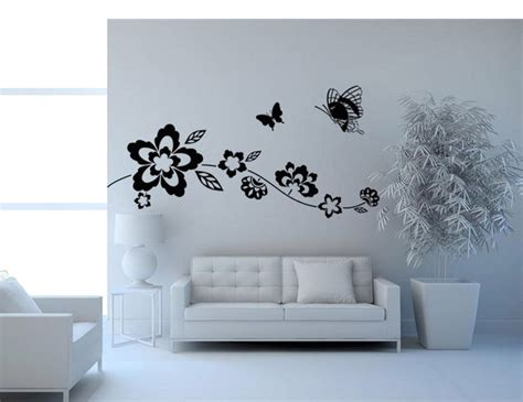 wallpaper dinding warna hitam putih 65 desain wallpaper dinding ruang tamu minimalis terbaru